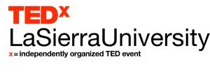 TEDxLaSierraUniversityLogoWhiteBackground1200
